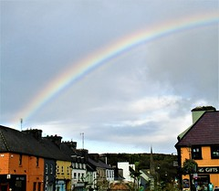 Westport, Co Mayo (Diego Sideburns) Tags: westport countymayo ireland rainbow