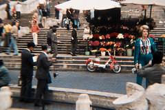 rom_alt-16 (blauemaschine) Tags: rom roma vintage dia retro petersdom spanische treppe stpete stangelo