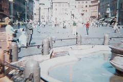 rom_alt-15 (blauemaschine) Tags: rom roma vintage dia retro petersdom spanische treppe stpete stangelo