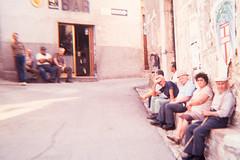 rom_alt-12 (blauemaschine) Tags: rom roma vintage dia retro petersdom spanische treppe stpete stangelo