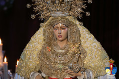 #RosarioSanPablo | Besamanos en honor a Nuestra Señora del Rosario Doloroso #RosarioSanPablo