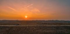 Sunset over the dunes near Groote Keeten. (Alex-de-Haas) Tags: dji dutch europa europe fc6310 grootekeeten holland nederland nederlands netherlands noordholland p4p phantom phantom4 phantom4pro aerial aerialphotography agriculture akkerbouw beautiful beauty boerenland farmland farming landbouw landscape landscapephotography landschaft landschap landschapsfotografie lente lucht luchtfotografie mooi polder pracht quadcopter schoonheid skies sky spring sundown sunset zonsondergang callantsoog northholland