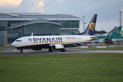 Ryanair EI-FIK DUB 20/10/19 (ethana23) Tags: planespotting planes aviation avgeek aeroplane aircraft airplane boeing 737 737800 ryanair