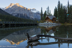 Emerald Lake Reflections (Far From Pro) Tags: emerald lake reflection mountains yoho national park canada landscape
