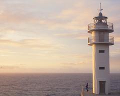 en el Faro (xelea) Tags: seasonsmydiary solpor sunset atardecer faro lighthouse