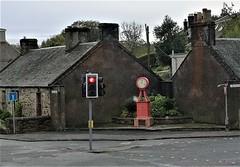 Photo of Windygates Clock.