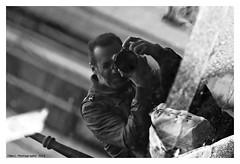 """A Day In Paris With Cedric 1"" (TBWLC Photography) Tags: fdrouet cedricsurles tbwlc portrait retrato photographe photographer reflet reflection nikon d610"