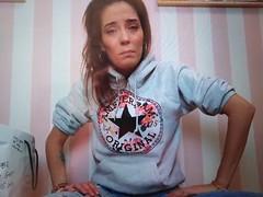 Sweatshirt sleeves (3) (mrs tembey) Tags: sweatshirt sweatshirts hoodie hoodies sweater sweaters sleeves up sleevesup arms woman women girl girls female