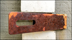 The Latch (Timothy Valentine) Tags: home 52weeks 1019 rust 2019 camera2 eastbridgewater massachusetts unitedstatesofamerica week422019 startingtuesdayoctober152019 52weeksthe2019edition