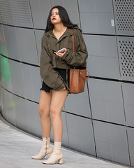 (seua_yai) Tags: asia southkorea seoul seoulfashionweek2019 seoulfashionweek candid people asian asianwoman koreanwomen koreanwoman woman women shoes street streetcandid streetfashion koreanstreetfashion streetportrait seuayai koreaseoul2019