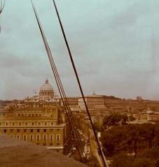rom_alt-4 (blauemaschine) Tags: rom roma vintage dia retro petersdom spanische treppe stpete stangelo