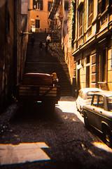 rom_alt-13 (blauemaschine) Tags: rom roma vintage dia retro petersdom spanische treppe stpete stangelo