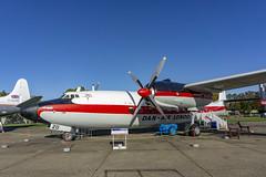 Airspeed Ambassador 2 (Chickenhawk72) Tags: airspeed ambassador 2 duxford imperial war museum uk airplane propeller dan air london
