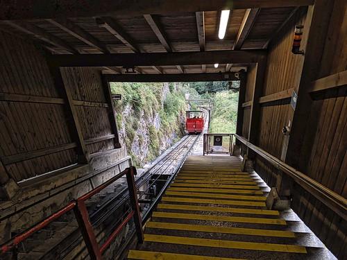 Reichenbach Falls Bernese Oberland Switzerland 24th September 2019