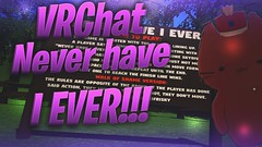CHEATING TO WIN NEVER HAVE I EVER! - VRChat (ohsolosoo) Tags: cheating to win never have i ever vrchat
