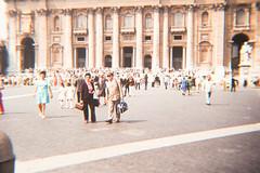 rom_alt-11 (blauemaschine) Tags: rom roma vintage dia retro petersdom spanische treppe stpete stangelo