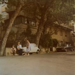 rom_alt-8 (blauemaschine) Tags: rom roma vintage dia retro petersdom spanische treppe stpete stangelo