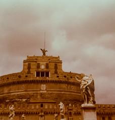 rom_alt-1 (blauemaschine) Tags: rom roma vintage dia retro petersdom spanische treppe stpete stangelo