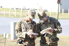 Battalion Best Warrior Competition (119th Mobile Public Affairs Detachment) Tags: landnavigation bestwarriorcompition nationalguard