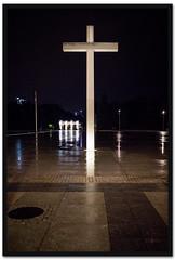 Piłsudski Square Cross (Warsaw, Poland) (mikewinburn) Tags: poland warsaw gate1 historical wwi