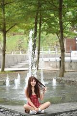 瑞希0014 (Mike (JPG直出~ 這就是我的忍道XD)) Tags: 瑞希 自來水博物館 nikon d750 model beauty 外拍 portrait 2019 mizuki