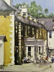 The Wyatt Hotel, Westport, County Mayo: Art Collection (Diego Sideburns) Tags: wyatthotel countymayo westport ireland art collection
