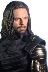 Bucky Barnes (Doctor Beef) Tags: buckybarnes jamesbuchananbarnes thewintersoldier sebastianstan marvel avengersinfinitywar infinitywar hottoys actionfigure toy 16