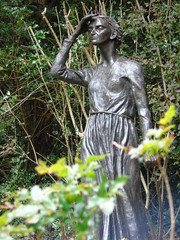 Photo of Joan of Arc statue