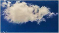 Textura etérica (Claudio Andrés García) Tags: clouds nubes cielo sky skyscape naturaleza nature primavera springs fotografía photography flickr cybershot foto shot picture