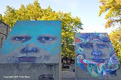 Faces (Trish Mayo) Tags: murals faces tellaeche iamallofthis lehmancollege openhousenewyork ohnywknd ohny2019
