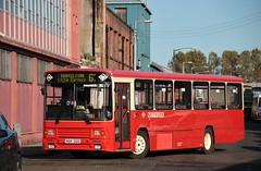 Photo of Preserved Kelvin Central Buses N94 OGG (SV494)   2019 GVVT Open Weekend Shuttles   Broad St, Bridgeton