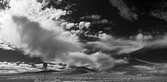 _A070646-Pano.jpg (rob_gendreau) Tags: document sign infrared 590nm highway50 ely nevada unitedstates