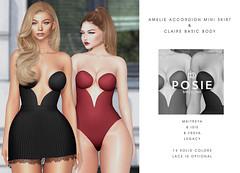 Posie x Cosmopolitan October '19 (byKylie) Tags: cosmopolitan posie body skirt maitreya tmp legacy belleza freya isis