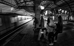 Platform 7, Newcastle Central Station (Brett T) Tags: