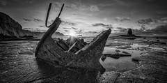 Saltwick (metrisk) Tags: admiralvontromp saltwicknab saltwickbay blacknab saltwick whitby northyorkshire shipwreck seascape wreck