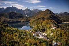 Schwangau, Germany (mike.ilchenko) Tags: germany lake schwangau mountain nature bavaria