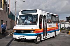 Photo of Preserved Stagecoach East Kent N933 NAP (933) | 2019 GVVT Open Weekend Shuttles | Fordneuk St, Bridgeton