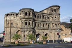 Porta Nigra, Trier, Germany. (Billy Wilson Photography) Tags: 2019 adventure biketour cycling europe mosel moselle trier germany roman porta nigra gate ancient old architecture unesco world heritage site
