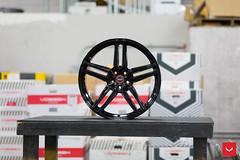 Hybrid Forged HF-1 - C25 Gloss Black (The Wheel Agency) Tags: glossblack hf hfseries hf1 hybridforged hybridforgedwheels vossenwheels ©vossenwheels2018