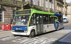 Rotala Preston Bus 20797 PN07NTV (aptyldsley) Tags: rotala prestonbus optare solo preston