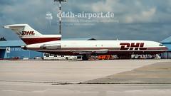 DHL (European Air Transport), OO-DHV (timo.soyke) Tags: oodhv dhl eat boeing b727 b727f b727200 jet aircraft airplane flugzeug