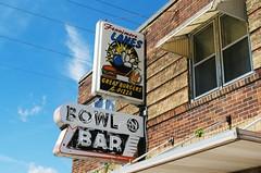 Fennimore Lanes - Fennimore, Wisconsin (Cragin Spring) Tags: fennimorelanes bowling bowlingalley sign neon neonsign oldsign vintage vintagesign building fennimore fennimorewi fennimorewisconsin midwest wisconsin wi unitedstates usa unitedstatesofamerica