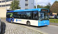 Rotala Preston Bus 30118 YT61FEM (aptyldsley) Tags: rotala prestonbus scania preston