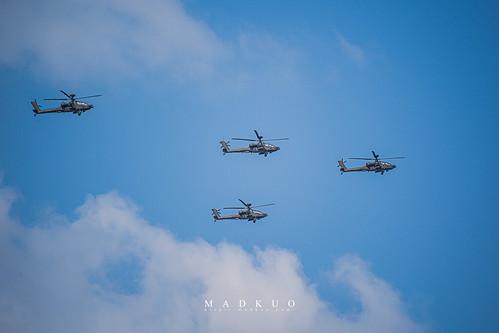 2019國慶-阿帕契攻擊直升機