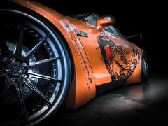 GTR35 (Dave GRR) Tags: nissan gtr supercar sportscar hypercar speeding racing auto show import importexpo toronto olympus