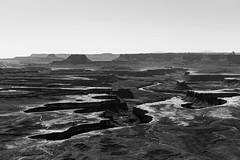 Canyonlands (rpantaleo) Tags: moab utah unitedstatesofamerica canyonlandsnationalpark nationalpark blackandwhite