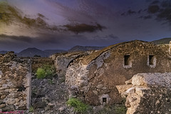 One of the Cisterns of Cortijo del Fraile .......,Uno de los Aljibes del Cortijo del Fraile....... (Joerg Kaftan) Tags: cisterns farmhouse cortijodelfraile history drama murder views landscape colors environment dawn abandoned old photographicroute canon eos7d markii sigma early crime real aljibes cortijo historia asesinato vistas paisaje colores ambiente amanecer abandonado viejo rutafotografica temprano crimen
