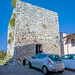Castel di Sasso (CE), 2019, Sasso o Borgo Sasso. Il Torrione.