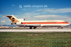 Continental Airlines, N88714 (timo.soyke) Tags: continentalairlines boeing b727 b727200 n88714 aircraft plane jet