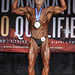 Mens Bodybuilding Masters Lightweight 1st # 21 Housein Houreich